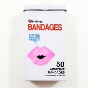 """BioSwiss Lips Bandages """"4 Back 2 School"""""""